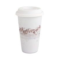 Coffee to Go Keramiktasse